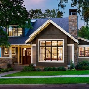 新農村小別墅房屋設計外觀效果圖