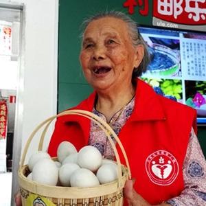 邮政农村电商助力老区精准扶贫