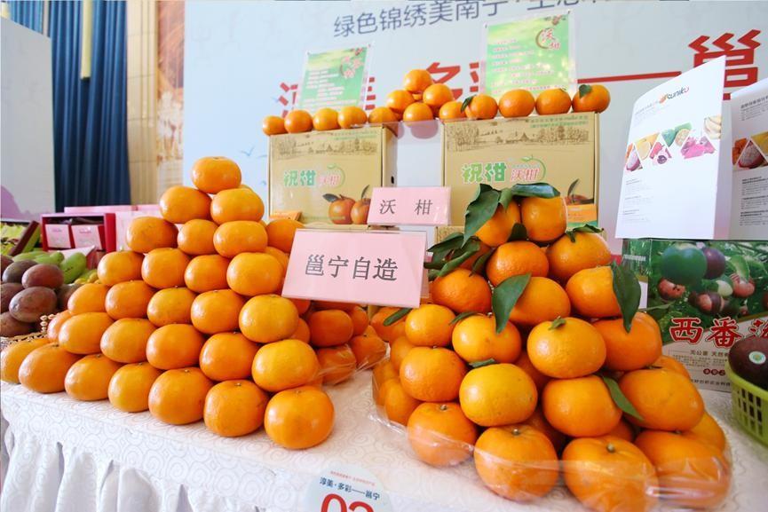 国安社区将南宁农产品引入京城 北京百个社区将同步展卖