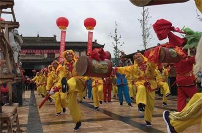 甘肃榆中黄河古镇办民俗文化旅游节 提升古镇对外知名度