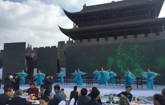 浙江衢州全民饮茶复兴茶产业