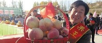 遵化市首届果王评选暨特色农产品展示会