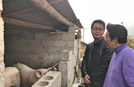 湖北兴山年投600万招特派村干部
