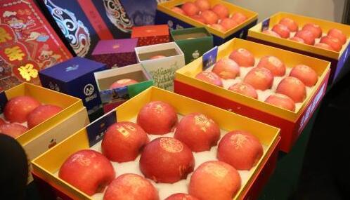 2017中国苹果产销对接会举办