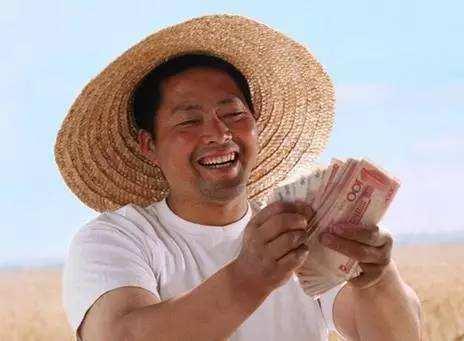 农民收入四年增近五成