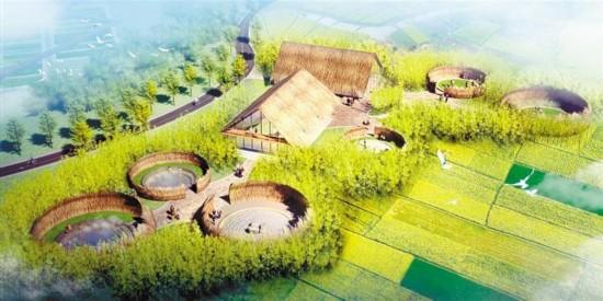 成都锦城绿道:打造生态农业示范区