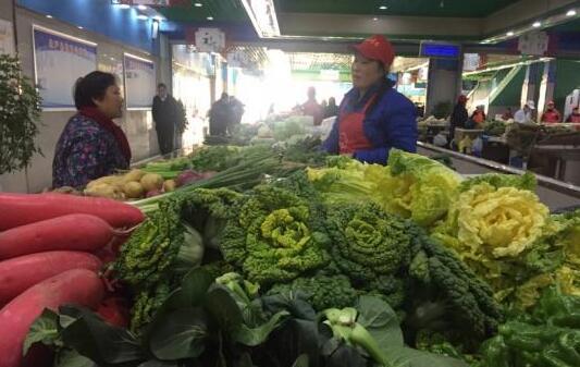 安徽农贸市场超市化