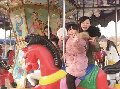 去江宁西部美丽乡村 过个不一样的新年