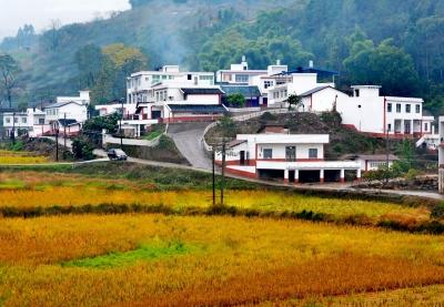 四川广安邻水着力推进美丽乡村建设