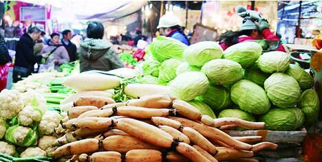 2017年重庆市蔬菜生产继续保持增长势头