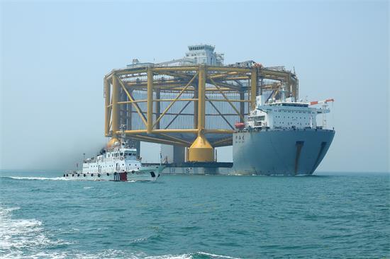 中国智造的全球最大三文鱼养殖场
