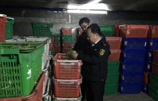 港澳地区农副产品供应充足 市场秩序井然