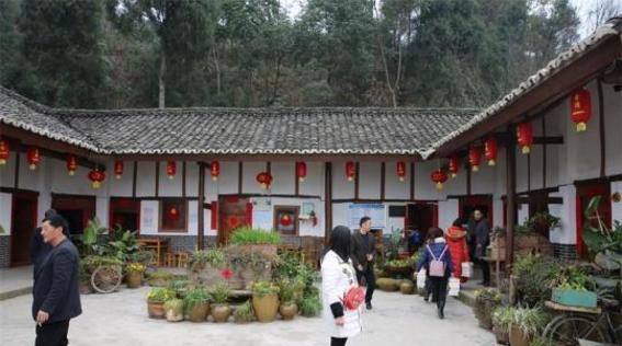 四川阆中发展乡村旅游
