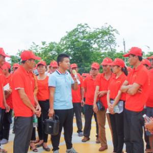 为适应现代农业发展 海南省陵水举办新型职业农民培训班