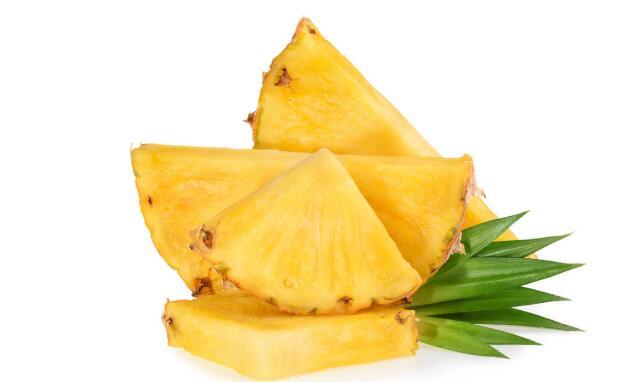 菠萝香甜美味  吃菠萝前要小心这三种害处