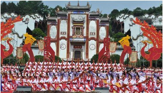 屈原故里端午文化节6月举行 两岸龙舟队将竞渡三峡