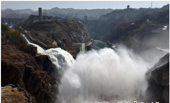 刘家峡水库已向黄河中下游地区补水超过9亿立方米