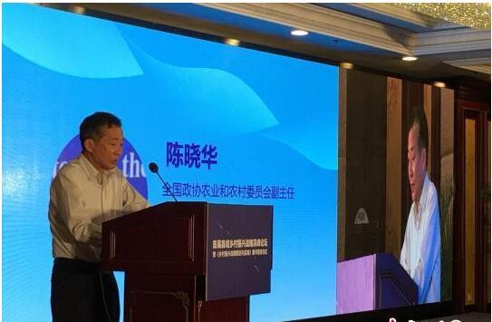 陈晓华:推动农村一二三产业融合发展须关注五个问题