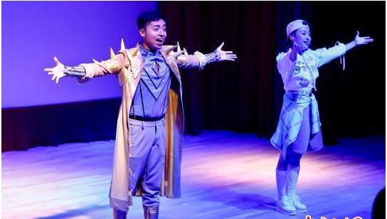 音乐剧《故宫里的大怪兽之吻兽使命》7月北京首演