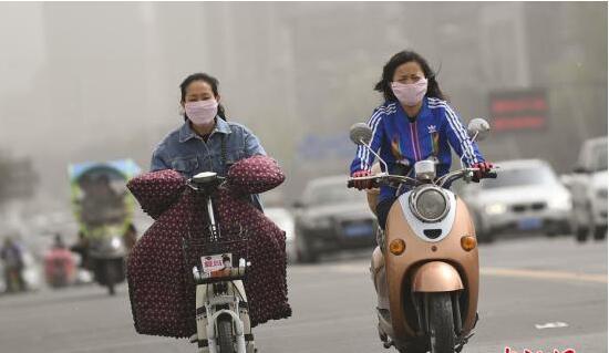 沙尘天增多是因三北防护林被砍?媒体:显然是谣言