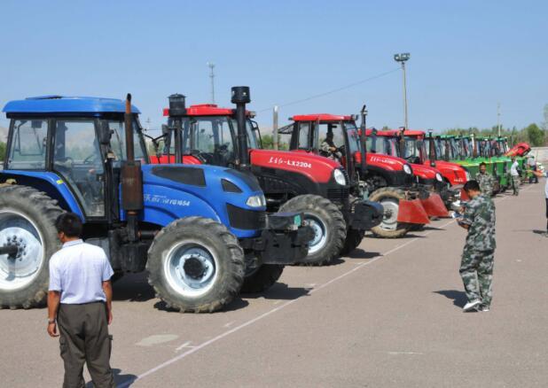 山西省优化完善农机购置补贴方案