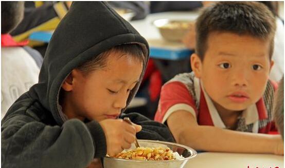 教育部:已有3700万农村学子从营养改善计划收益