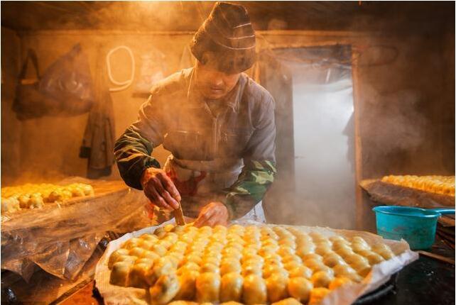 别拿豆包不当干粮 这是东北农民的最爱 却是南方人吃不到的美味