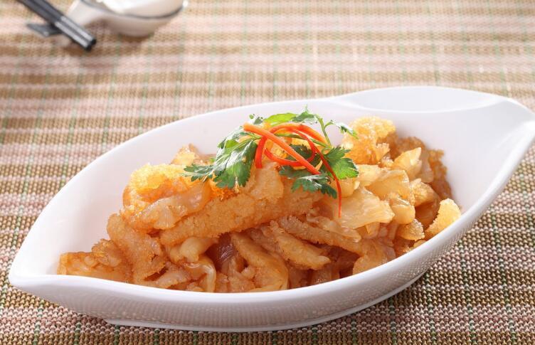 小小海蜇营养丰富  您知道它的好处吗?