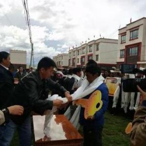 西藏那曲8600余位农牧民完成易地扶贫搬迁
