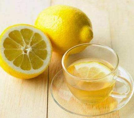 长期喝柠檬水有什么功效