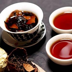 柑普茶都有哪些功效