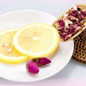 玫瑰柠檬茶有什么功效
