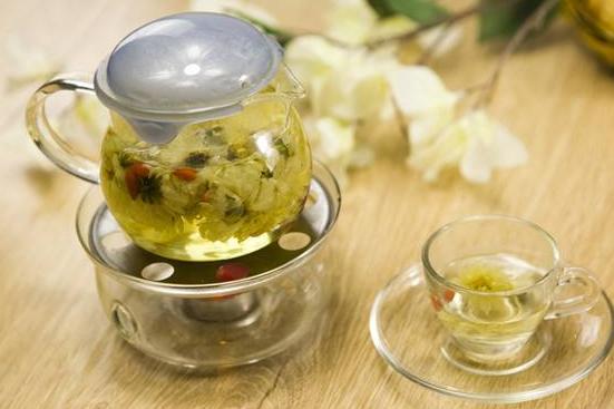 常见的养生茶配方都有什么