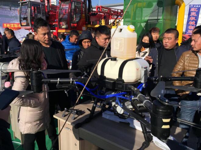 华科尔携油电混动技术入局,植保无人机竞争版图或重构