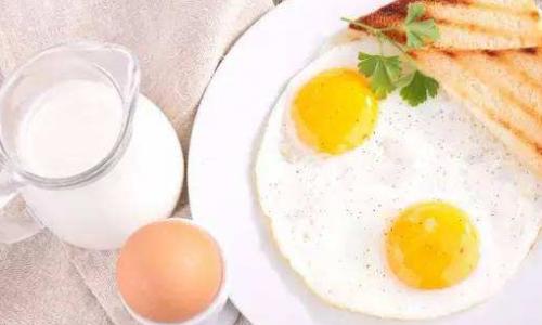 牛奶和鸡蛋能一起吃吗