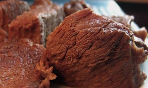 酱牛肉怎么做最简单