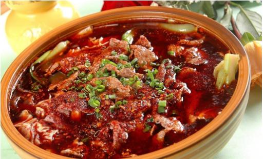 水煮牛肉怎么做才好吃