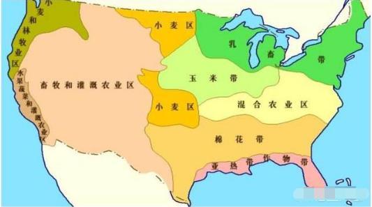 都说美国农业先进,来看美国农业怎么种地的