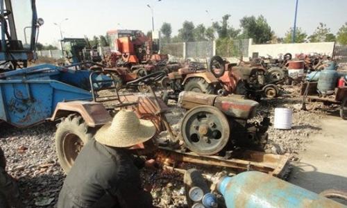 农机也能以旧换新农机报废更新补贴不要忘记申请