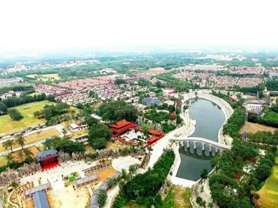 郑州新密:美丽乡村遍吹和谐新风