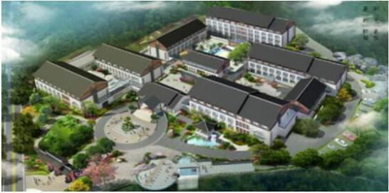 恩慧养老院:靠近森林公园,距医院仅10分钟车程,中国健康养老的天堂