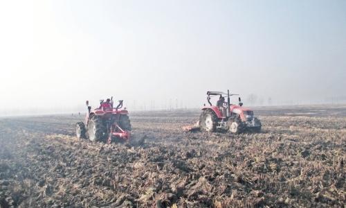 """农机购置补贴助推""""机器换人"""""""