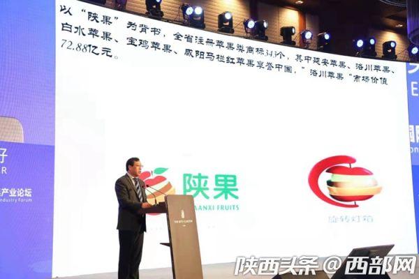 陕西将采取六大举措打造千亿级苹果产业
