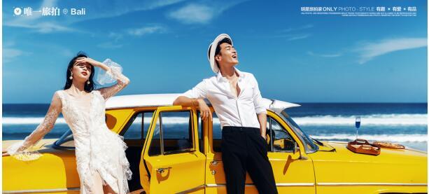 巴厘岛【唯一旅拍】婚纱照2020开启万般美好 丽江三亚婚纱摄影排行前十名哪家好